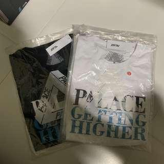 [Instock] Palace Getting Higher T Shirt