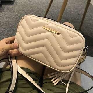 ALDO Women's Wave Crossbody Bag With Tassel