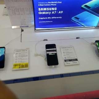 Samsung Galaxy J6+ bisa di cicil gratis 1x angsuran