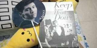 "[GIVEAWAY] TVXQ ""Keep Your Head Down"" Album + ChangMin SMTown Fan"