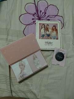 [GIVEAWAYS] Girls Generation's Items