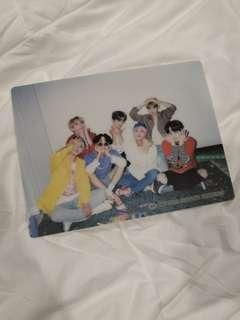 BTS 2019 SEASON'S GREETINGS MOUSE PAD