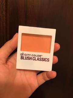 🚚 粉橘腮紅