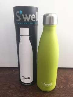 S'well The Stone Collection Stainless Steel Water Bottle Peridot 17oz/500ml