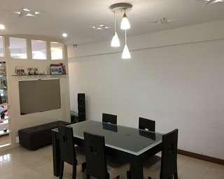 Blk 130 Edgedale Plains Punggol 5rooms low floor lover