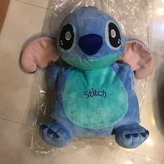 Stitch 史迪仔暖手枕