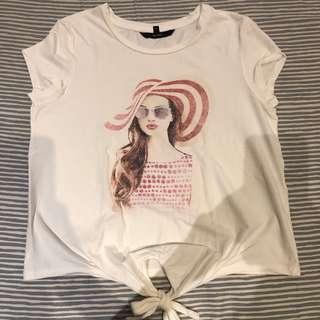 Vera Moda Toe Shirt