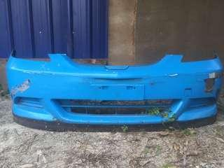 Bumper honda city 03 custom