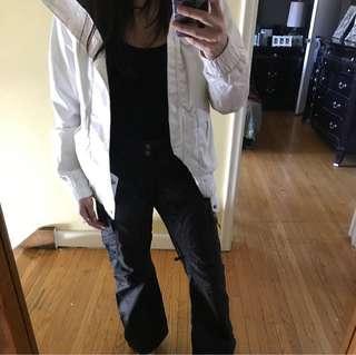 Burton Women's Black Snow Pants Size Extra Small