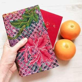 Batik Ang Pow Holder 20+20 Handmade in Singapore