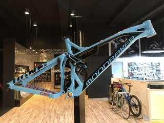 Mondraker MTB Dune R full suspension frameset
