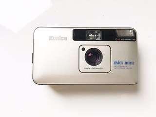 🚚 [故障機]konica big mini bum-201 底片相機
