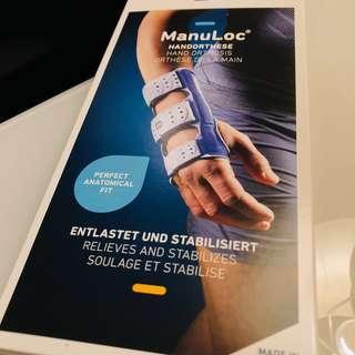 Hand and wrist guard - ManuLoc