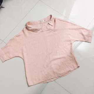 PRE-LOVED Hanging Blouse