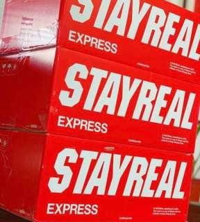 🚚 Stayreal福袋-限定T
