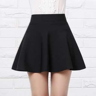 🚚 百搭短裙黑色❤️