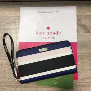Sale❗️Kate Spade wallet 長銀包 情人節 禮物
