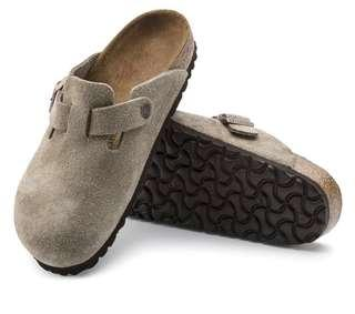 NEW YEAR PROMO!!! 100% Authentic Birkenstock Boston Leather Clog (for Men and Women)