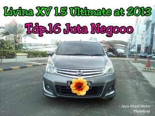 Nissan Grand Livina XV 1.5 Ultimate at 2013, Tdp.16 Juta Negooo ##