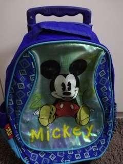 School trolley Bag by disney
