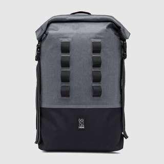 INSTOCK - Chrome Industries Urban Ex Rolltop 28L Backpack Grey/Black