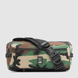 JANUARY PROMO - Chrome Industries Kadet Camo Nylon Messenger Sling Bag