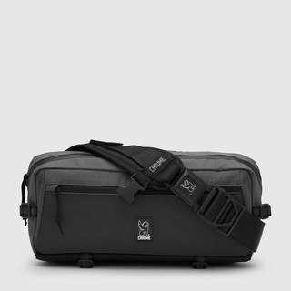 JANUARY PROMO - Chrome Industries Kadet Charcoal/Black Welterweight Messenger Sling Bag