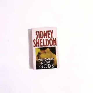 Sidney Sheldon: Windmills of the Gods (ON HAND)