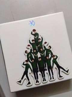 [WTS] EXO MIRACLES IN DECEMBER ALBUM