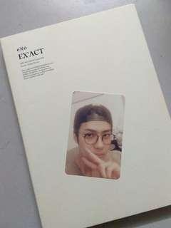 [WTS] EXO EXACT LUCKY ONE ALBUM