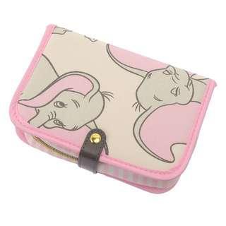 🌟日本Disney store直送🌟小飛象 Dombo  Spring Pastel系列 公仔 化妝袋 收納包 pouch