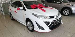 Toyota Vios 1.5 G 2019