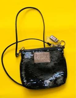 Coach sequins crossbody