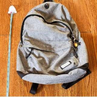Grey Bagpack