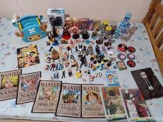 One Piece Items