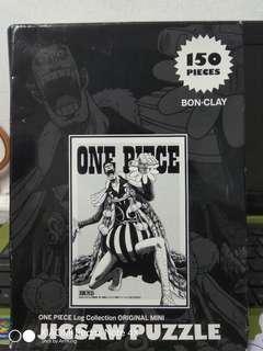 One Piece Puzzle Bon Clay Mr. 2 Special Edition
