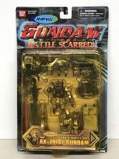 GUNDAM BATTLE SCARRED MOBILE SUIT RX-79(G)