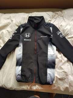 McLaren jacket