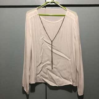White Mango top