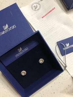 Swarovski Earrings (Brand new & Authentic)