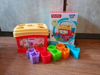 PL: Fisher Price Shape Sorter with Box