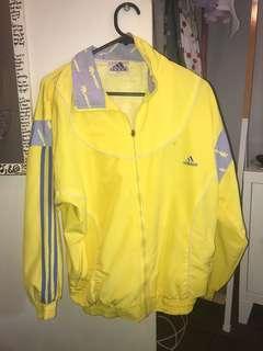 Adidas vintage windbreaker