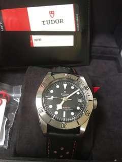 Available!! _ LNIB Tudor Bracelet model black bay heritage steel