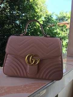 Authentic Gucci Marmont Top Handle