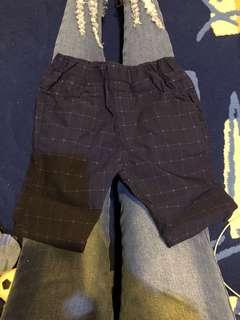 🚚 男寶-五分褲