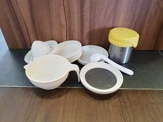 PL: Richell & Pigeon Feeding Essentials