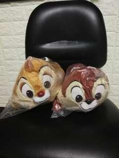 Chip and Dale 大鼻鋼牙 Chip N Dale 1隻98,1對160