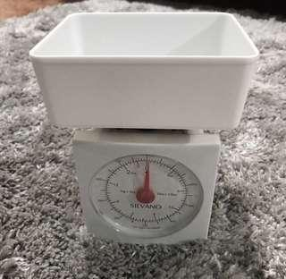 Silvano Kitchen Weighing Scale