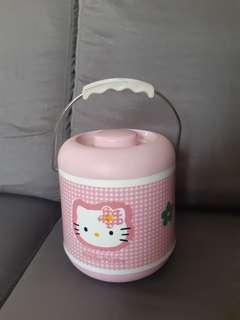 Vintage Hello Kitty Food Container
