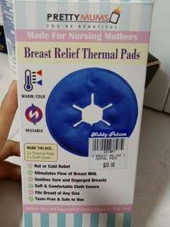 Brand new Breast relief thermal pads